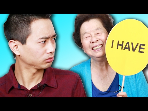 Asian Parents Play