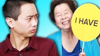 Asian Parents Play