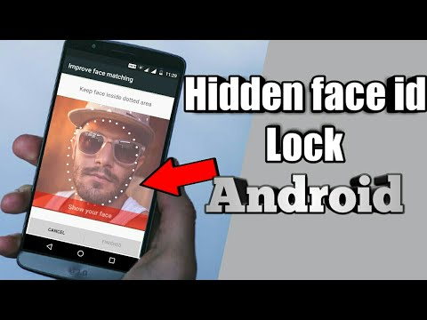 iPhone x face id lock on Android ( No root ) ✓