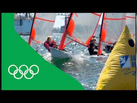 Bermuda Youth Olympic Team Profiles - Cecillia Wollmann