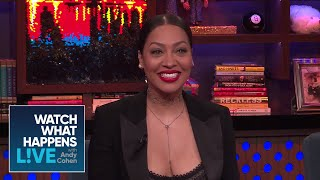 will there be a la la anthony and carmelo anthony reconciliation wwhl