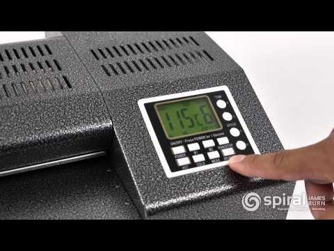 JBUSA Sprinter 335R6 Pouch Laminator