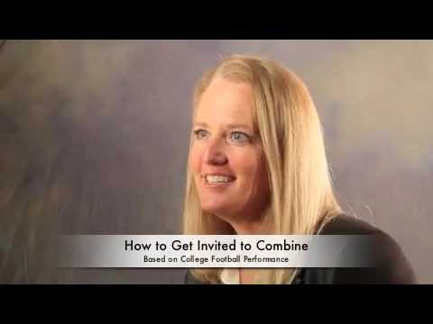How to Get Invited to the NFL Combine