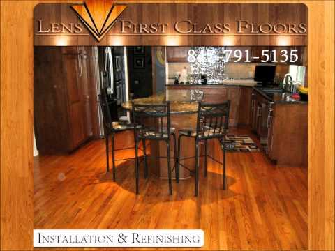 Lens First Class Flooring Chicago Hardwood Flooring Installation & Refinishing