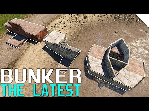 BUNKER BASE IS BACK - New Rust Base Building 3.2