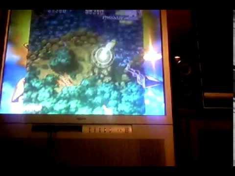 AV cable for PSP 2000-3000 with PS1 games in fullscreen on TV!!