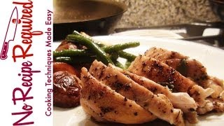How To Cook Boneless Chicken Breasts A Two Minute Cooking Class Norec