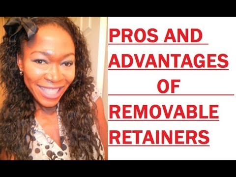 {#170} Pros of Removable Retainers.
