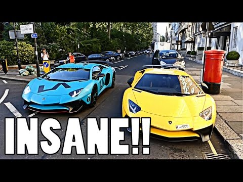 Xxx Mp4 REACTION DRIVING CRAZY LAMBORGHINI AVENTADOR SV TO LONDON 3gp Sex