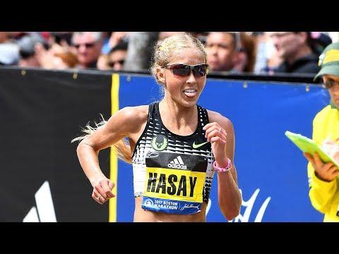 2018 Boston Marathon Preview: Jordan Hasay
