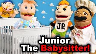 SML Movie: Bowser Junior The Babysitter!