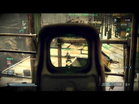 Killzone 3 Operations Gameplay - Mawlr Graveyard