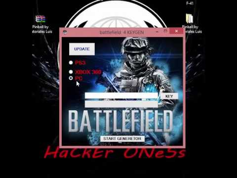 How To Get BattleField 4 Keygen For Free (Xbox 360-Pc-Ps6)