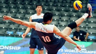 30 Volleyball Digs That Shocked The World