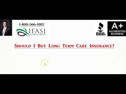 Should I Buy Long Term Care Insurance **WARNING** Should You Buy Long Term Care Insurance