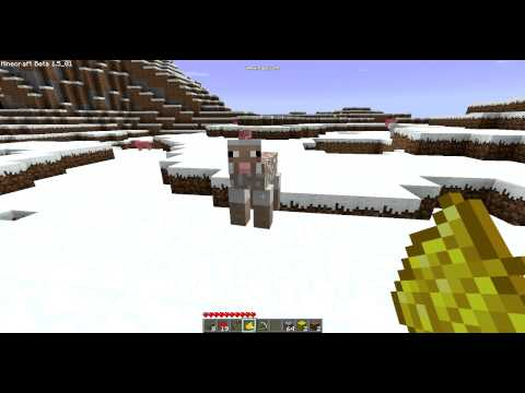 minecraft how to make a yellow sheep + yellow wool