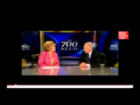 Pat Robertson: Liberals Favor Abortion To Make Lesbians Feel Equal