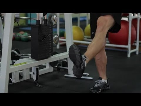 Other Ways to Exercise With a Pulled Calf Muscle : Exercise & Workout Tips