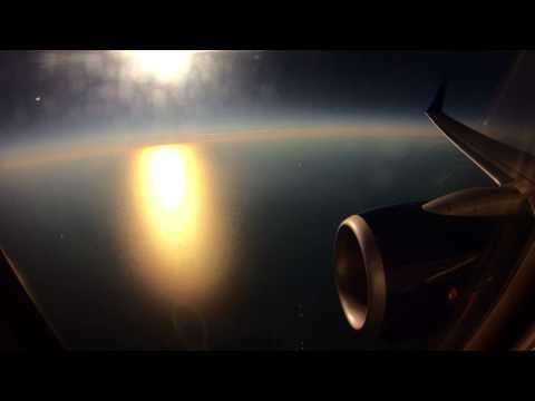 Flight (Atlanta to Key West) Time-Lapse