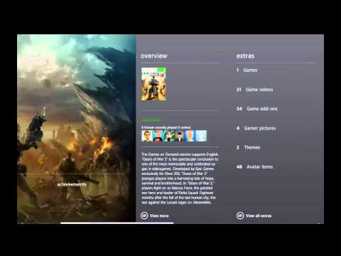 Xbox Smartglass : Launch Xbox 360 game from Windows 8 & Set Beacons