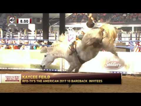 RFD-TV's The American Invitees - Feb. 19th, 2017 at AT&T Stadium