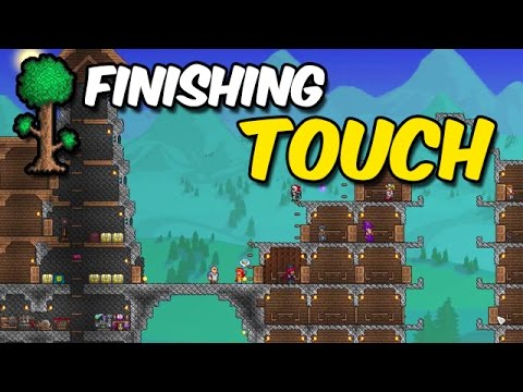 Terraria: Finishing touch (Building)