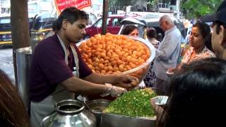 Street Food Of India | Awesome & One Of The Best Panipuri Of Mumbai