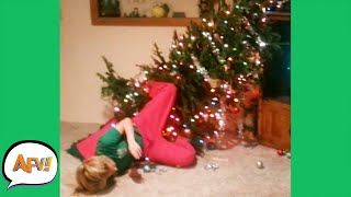 TREE-MENDOUS Holiday FAILS! 😂 🎄 | Fails of the Week | AFV 2020