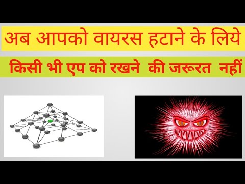 HOW TO REMOVE VIRUS FROM MOBILE IN HINDI