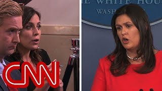 Press unites to fight back against White House