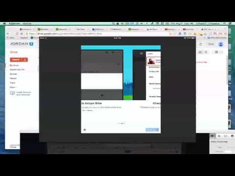 Using Gmail on the Ipad