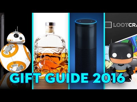 The ULTIMATE Nerd Gift Guide - The BEST Nerdy Gift Ideas
