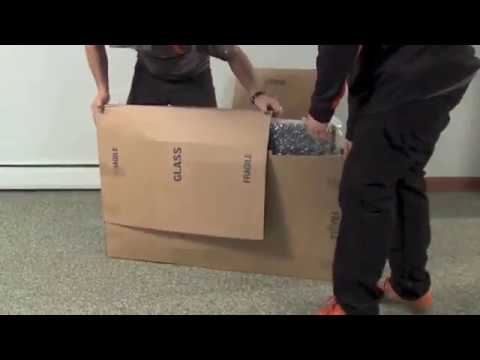 How To Pack a Flat Screen TV