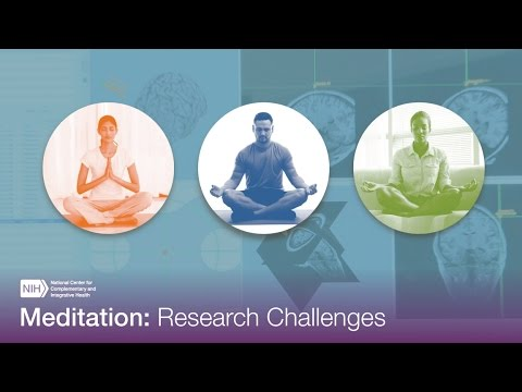 Meditation: Research Challenges