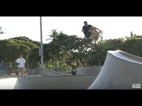 JULIEN STRANGER (Vans Syndicate Shoe Video)