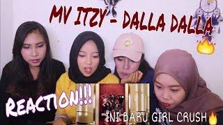 Download ITZY (있지) - DALLA DALLA(달라 달라) MV REACTION!! Video