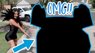 SURPRISING WIFE WITH AN EXOTIC CAR!! **she cries**