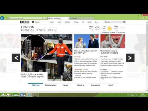 Internet Explorer 11- Best Keyboard Shortcuts