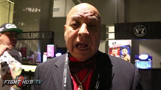 """JOE CORTEZ REACTS TO CANELO VS GOLOVKIN DRAW """"THE REMATCH WILL BE BETTER!"""""""