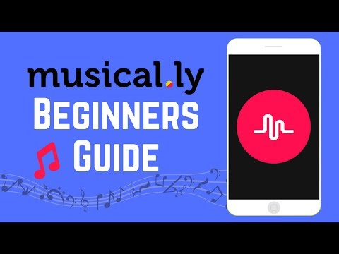 Musical.ly Beginners Guide: How To Set Up and Create First Musical.ly
