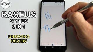 Baseus Stylus review - for capacitive screens