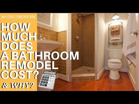How Much Does a Bathroom Remodel Cost and Why? | Bathroom Remodeling