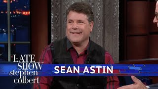 Sean Astin Knew Nothing About