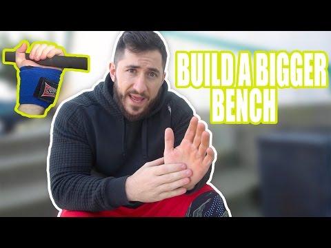 BUILD A BIGGER BENCH! Wrist Position