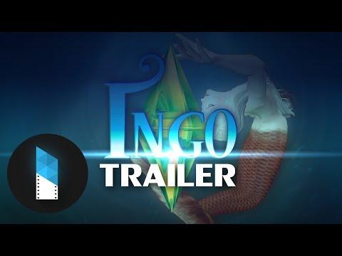 Ingo | Sims 3 Mermaid Fantasy Story | Machinima Series Trailer | SIFF 2017