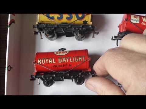 {13} HORNBY DUBLO COAL WAGONS TANK WAGONS & BRAKE VANS PART 1