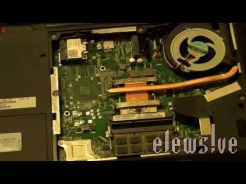 [HOW-TO] - Fujitsu lifebook AH532 i7 CPU Upgrade