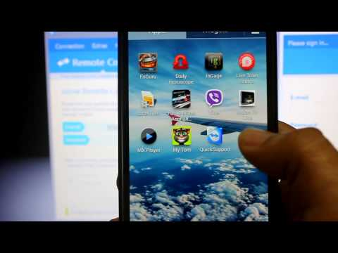 How to control your Mobile using Laptop or Desktop