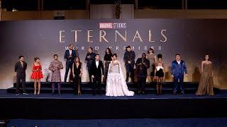 World Premiere   Marvel Studios' Eternals