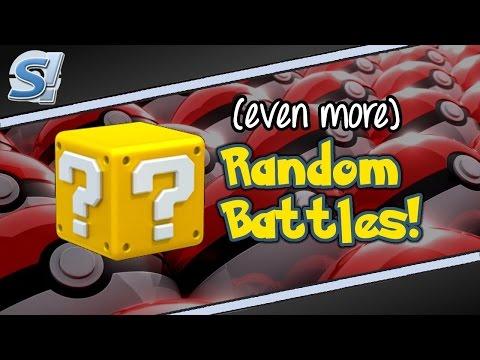 Pokemon Showdown: Even More Random Battles!